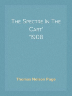 The Spectre In The Cart 1908