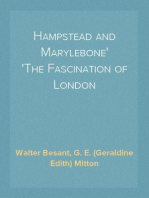Hampstead and Marylebone The Fascination of London
