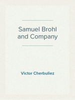 Samuel Brohl and Company