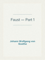 Faust — Part 1