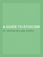 A Guide to Stoicism
