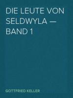 Die Leute von Seldwyla — Band 1