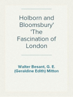 Holborn and Bloomsbury The Fascination of London