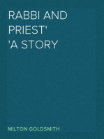 Rabbi and Priest A Story