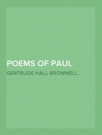 Poems of Paul Verlaine