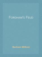 Fordham's Feud