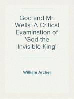 God and Mr. Wells