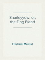 Snarleyyow, or, the Dog Fiend