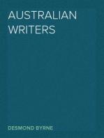 Australian Writers