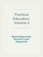 Practical Education, Volume II