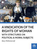 A Vindication of the Rights of WomanWith Strictures on Political and Moral Subjects