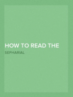 How to Read the Crystal or, Crystal and Seer