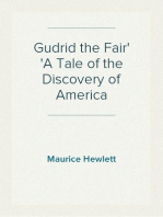 Gudrid the Fair A Tale of the Discovery of America