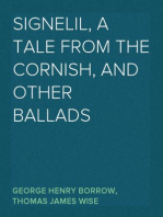Signelil, A Tale from the Cornish, and Other Ballads