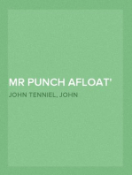 Mr Punch Afloat The Humours of Boating and Sailing