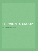 Hermione's Group of Thinkers