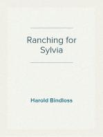 Ranching for Sylvia