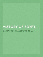 History of Egypt, Chaldæa, Syria, Babylonia, and Assyria, Volume 6 (of 12)