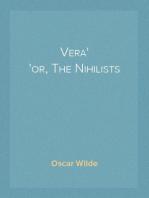 Vera or, The Nihilists