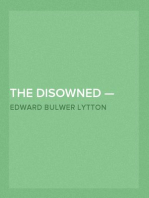 The Disowned — Volume 04