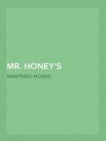 Mr. Honey's Correspondence Dictionary (German-English)