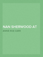 Nan Sherwood at Palm Beach; Or, Strange Adventures Among The Orange Groves