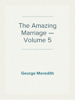 The Amazing Marriage — Volume 5