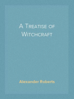 A Treatise of Witchcraft