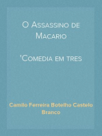 O Assassino de Macario