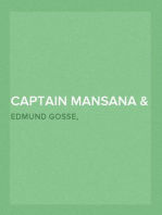 Captain Mansana & Mother's Hands