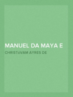 Manuel da Maya e os engenheiros militares portugueses no Terramoto de 1755