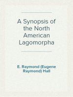 A Synopsis of the North American Lagomorpha