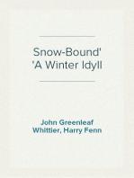 Snow-Bound A Winter Idyll