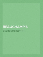 Beauchamp's Career — Volume 1