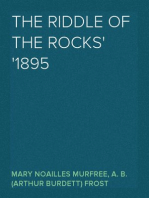 The Riddle Of The Rocks 1895