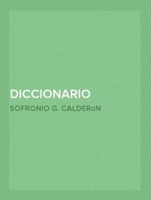 Diccionario Ingles-Español-Tagalog Con partes de la oracion y pronunciacion figurada