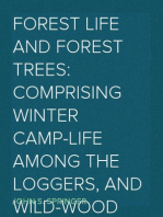 Forest Life and Forest Trees