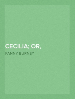 Cecilia; Or, Memoirs of an Heiress — Volume 2