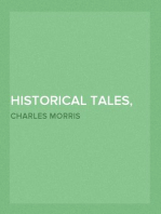 Historical Tales, Vol. 9 (of 15) The Romance of Reality. Scandinavian.