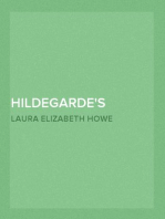 Hildegarde's Holiday a story for girls