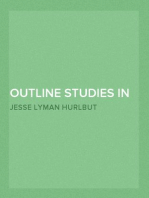 Outline Studies in the New Testament for Bible Teachers