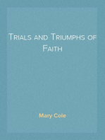 Trials and Triumphs of Faith