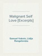 Malignant Self Love [Excerpts]