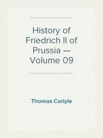 History of Friedrich II of Prussia — Volume 09