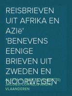 Reisbrieven uit Afrika en Azië benevens eenige brieven uit Zweden en Noorwegen