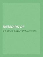 Memoirs of Casanova — Volume 07: Venice