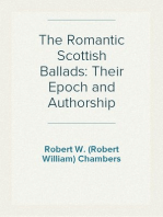 The Romantic Scottish Ballads