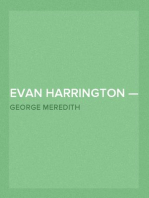 Evan Harrington — Volume 4