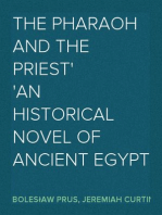 The Pharaoh and the Priest An Historical Novel of Ancient Egypt