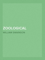 Zoological Illustrations, Volume I or Original Figures and Descriptions of New, Rare, or Interesting Animals